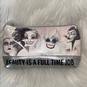 Disney Villains Cosmetic Bag